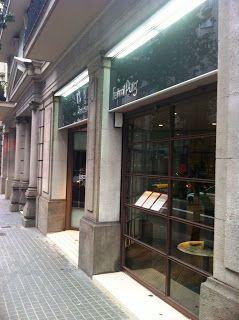 Fermi Puig Restaurant entrada