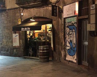 Bar del Pla exterior