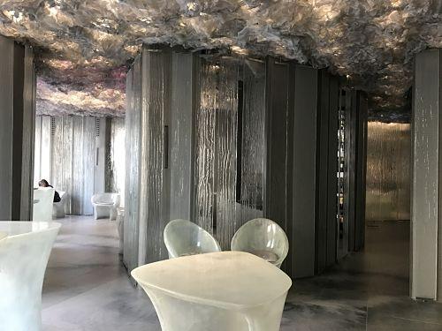 Enigma Restaurant interior