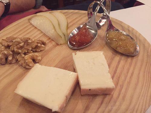 Osteria del Contadino formatges