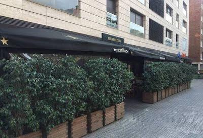 Massimo restaurant entrada