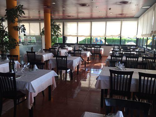 Hotel Restaurant Diego sala