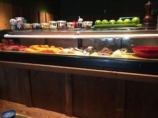 Mako restaurant barra