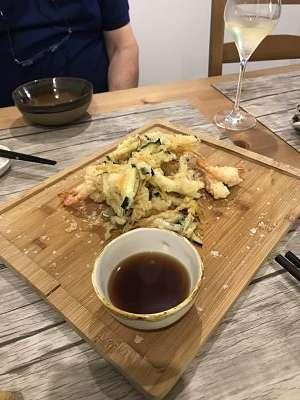 Ekubo Restaurant-tempura