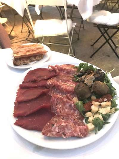 Fragments Cafè-antipasti