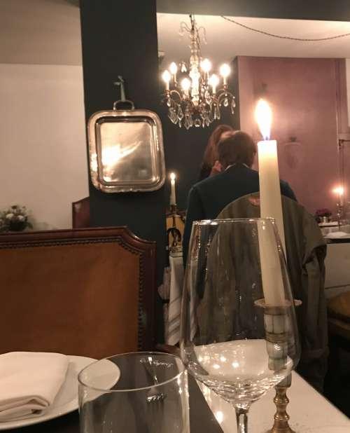 Isabella's Restaurant detall