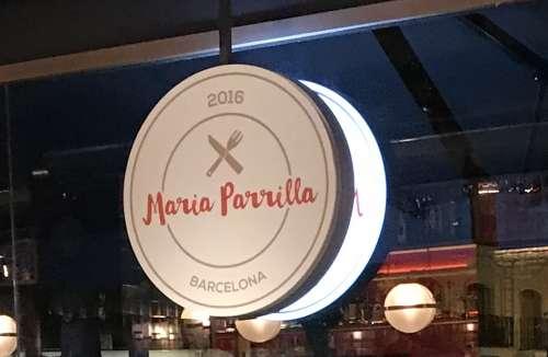 Maria Parrilla logo
