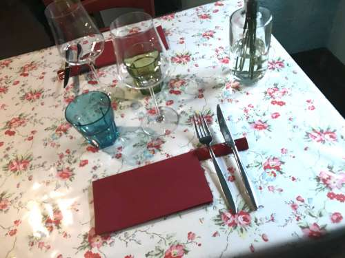 Restaurant La Cooperativa detall