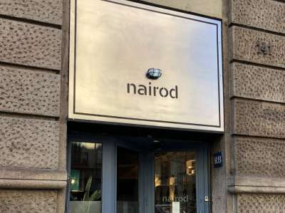Nairod restaurant entrada