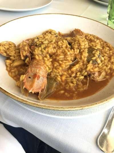 Miami Can Pons arròs al plat