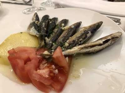 Ca l'estevet sardines