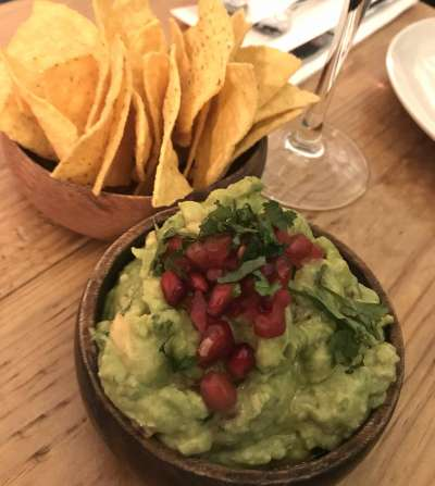 Costa Pacifico guacamole