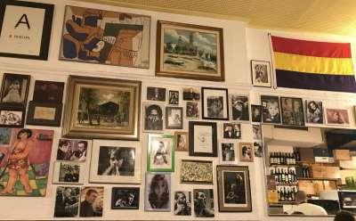 Can Josep interior