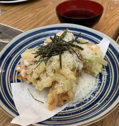 Sun Taka tempura