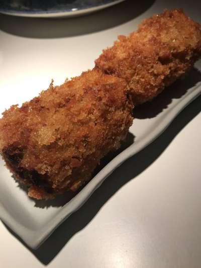Nairod restaurant croquetes
