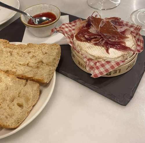 Orvay camembert al forn