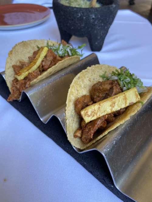 Oaxaca tacos pastor
