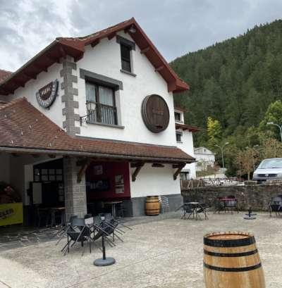 Restaurants en la ruta a Saint Jean de Luz kixkia edifici