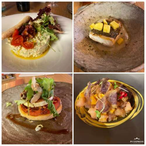 Restaurants en la ruta a Saint Jean de Luz Trasiego