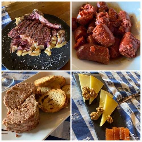 Restaurants en la ruta a Saint Jean de Luz Ochagavia