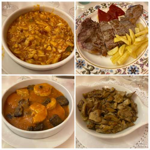 Restaurants en la ruta a Saint Jean de Luz Santxotena