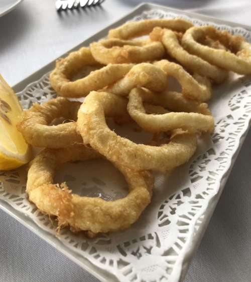 Restaurant Xaloc calamar