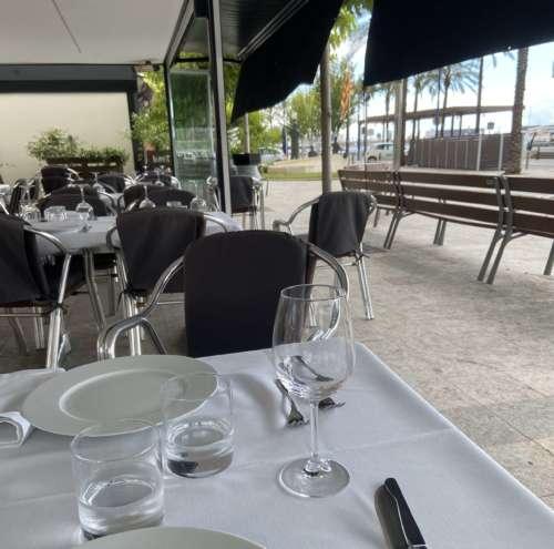 Restaurant Xaloc vista