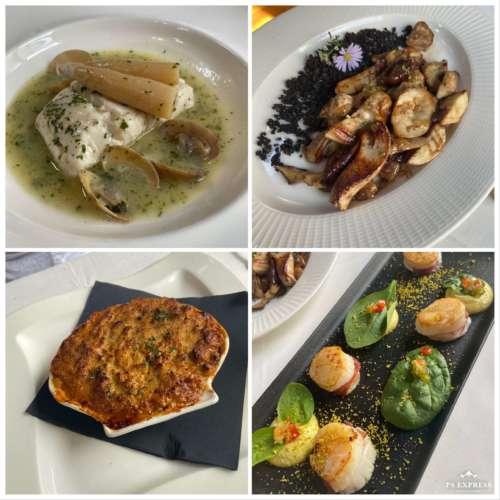 Restaurants en la ruta a Saint Jean de Luz Zeria