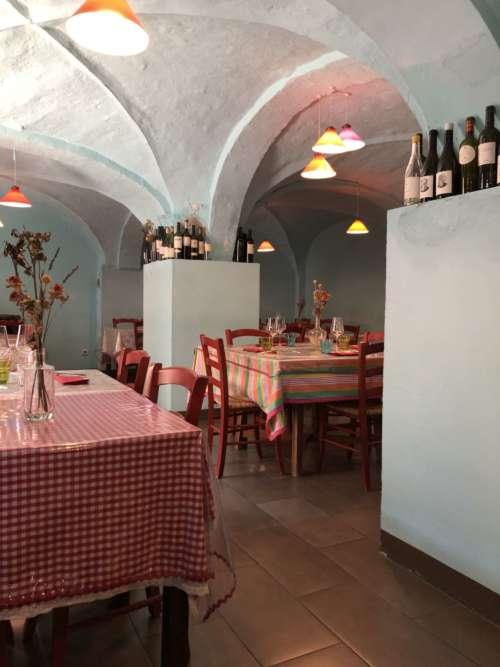 Restaurant La Cooperativa interior